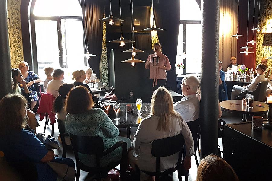 Utmanare till Björklund nobbades av Torkild Strandberg