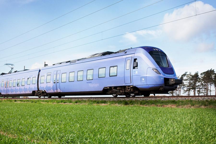 Skånetrafiken räknar resenärerna