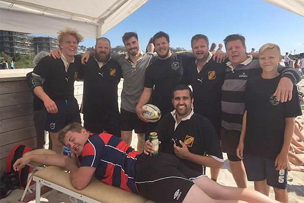 Rugbyn är tillbaka i kommunen