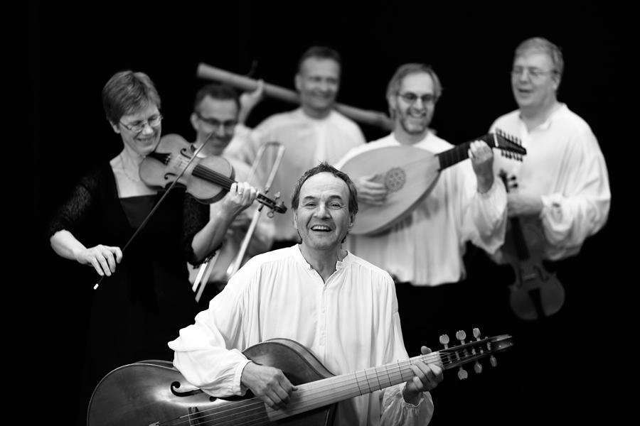Den Wittenbergska näktergalen – musik kring Martin Luther