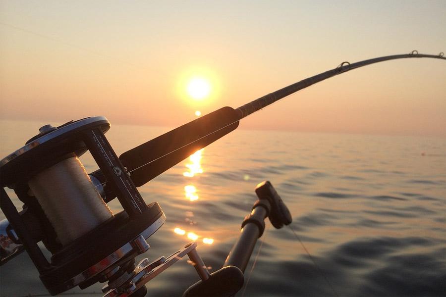 Fiskare hittade misstänkt knark