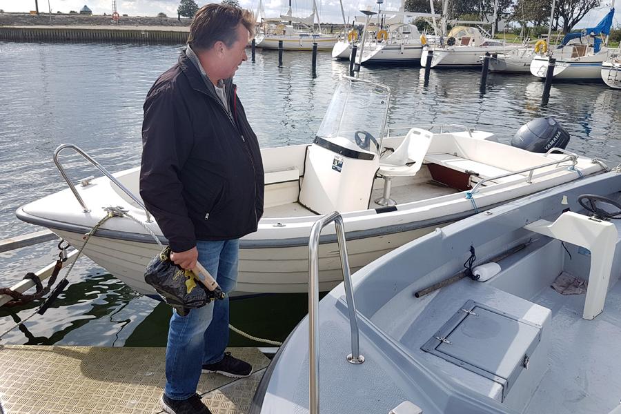 Båtägare hårt drabbade av stölder