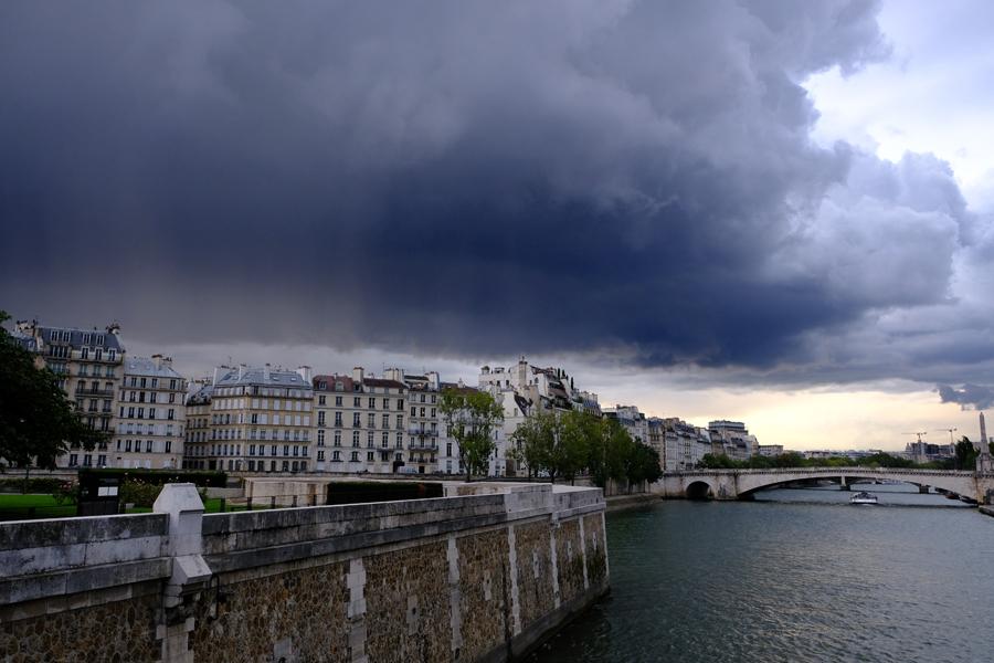 Upptäck Paris genom filmen