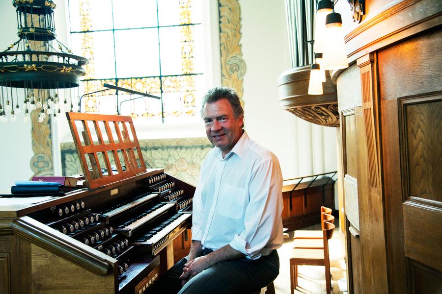 Orgelkonsert i Sofia Albertina kyrka