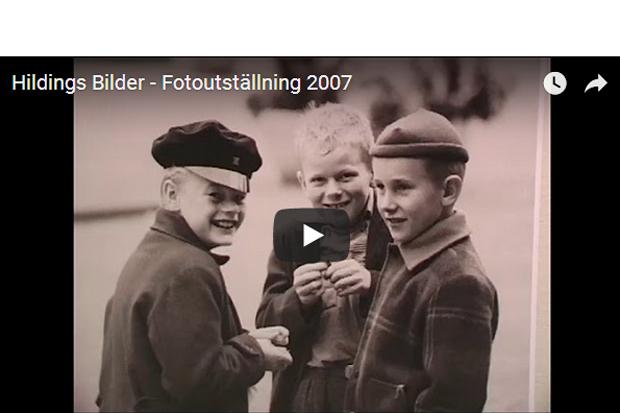 Vi minns Hildings bilder