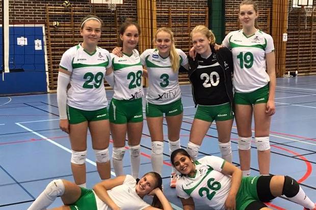 Stark inledning på säsongen av Kronans U18-tjejer