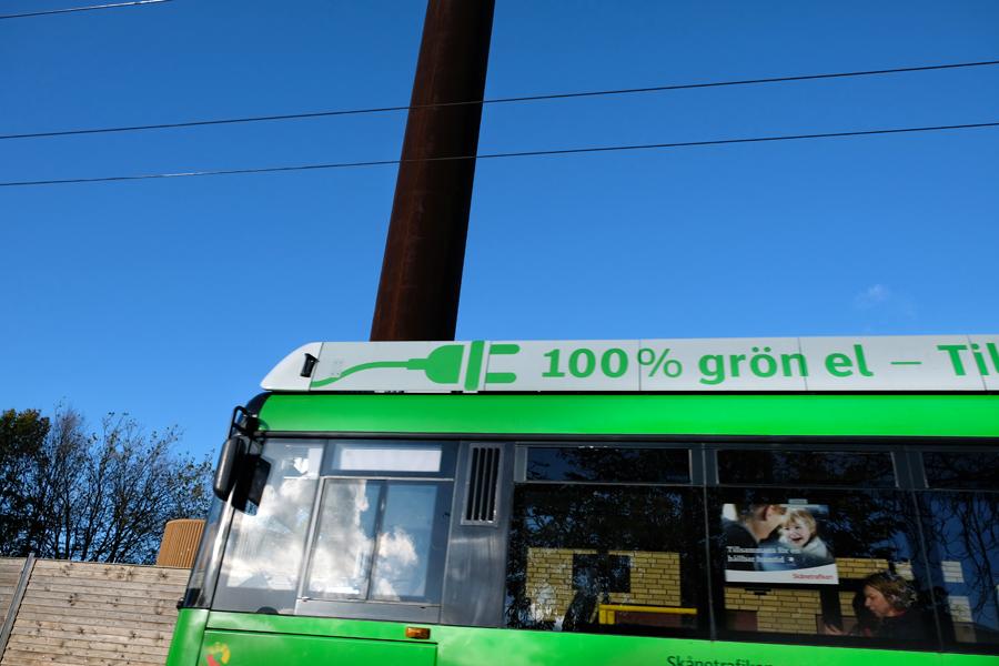 M vill förbättra kollektivtrafiken till byarna