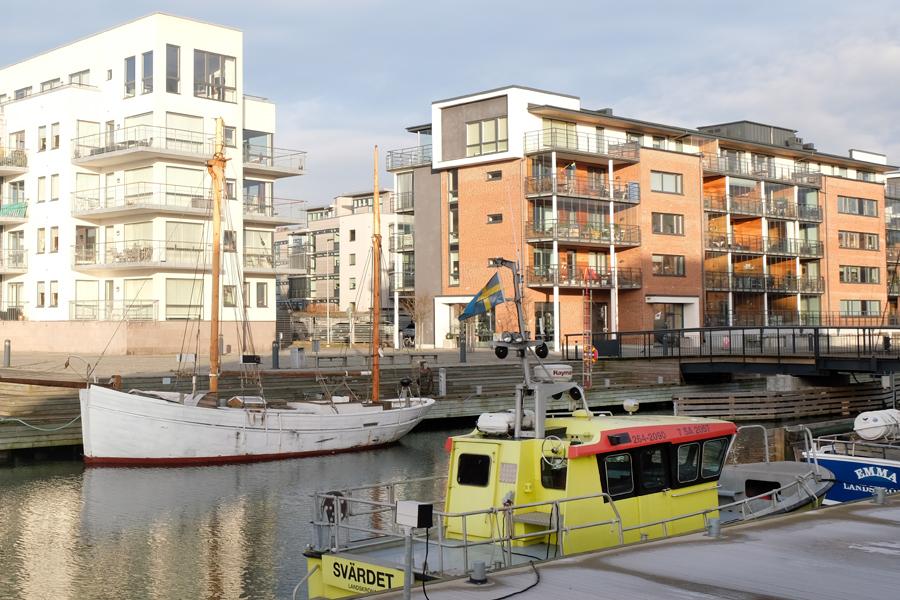 Ny räddningsbåt stärker insatserna till sjöss