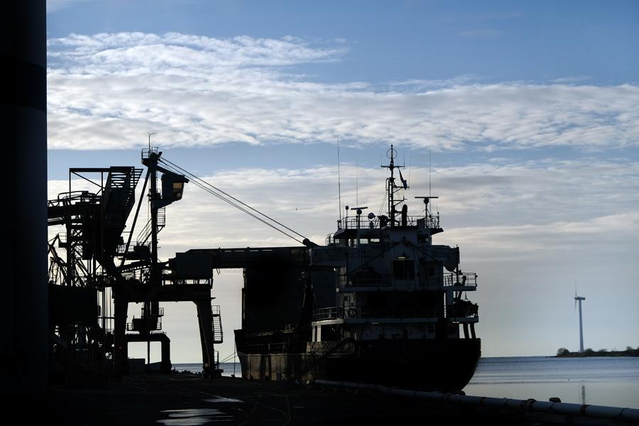 Larm från båt orsakade oro
