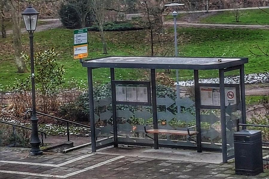 Härslövsbor vill se utökad busstrafik samt en busskur