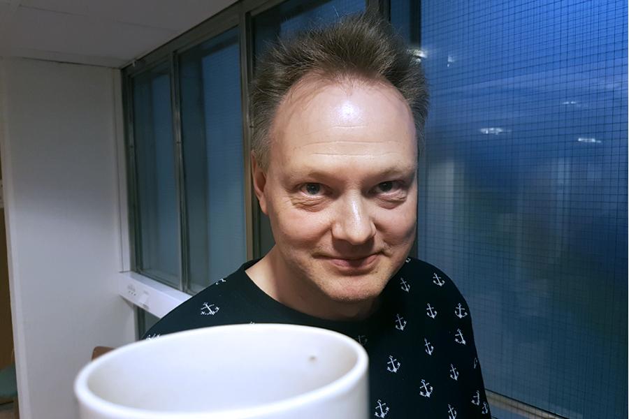 Kaffehörnan redovisar