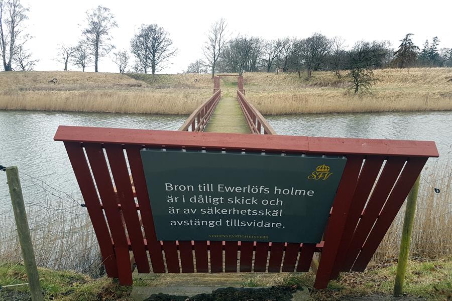 Ewerlöfs Holme stängd även i år