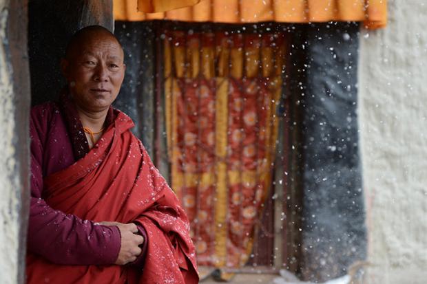 Möten i Himalaya