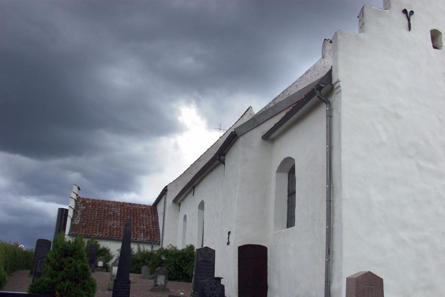 Avslag för församlingshus på Ven