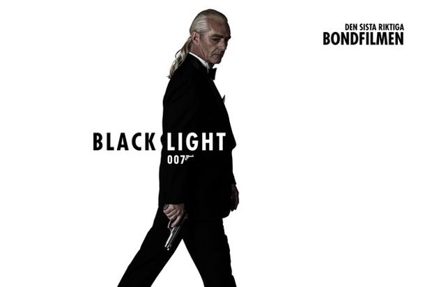 James Bond i Borstahusen