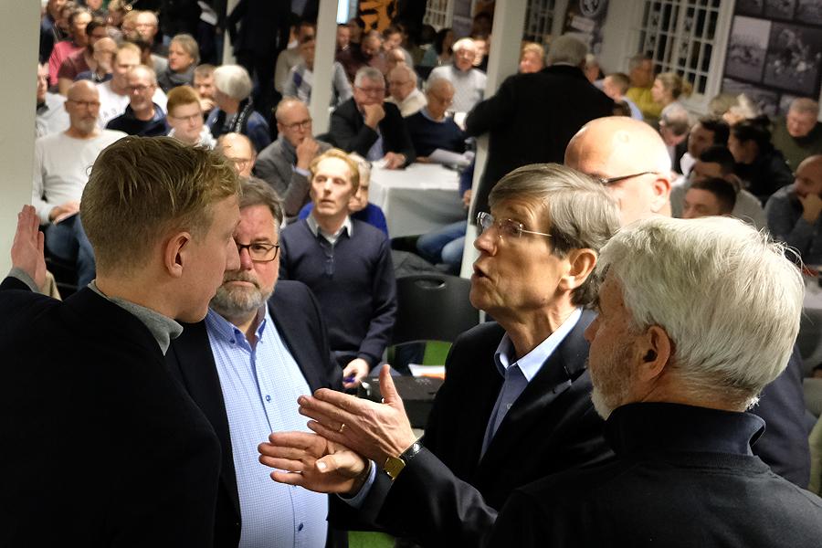 BoIS årsmöte övervakas av Skåneboll