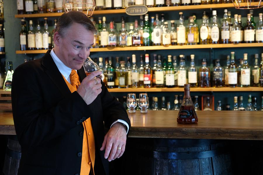 Årets stjärnwhisky från Ven blir två