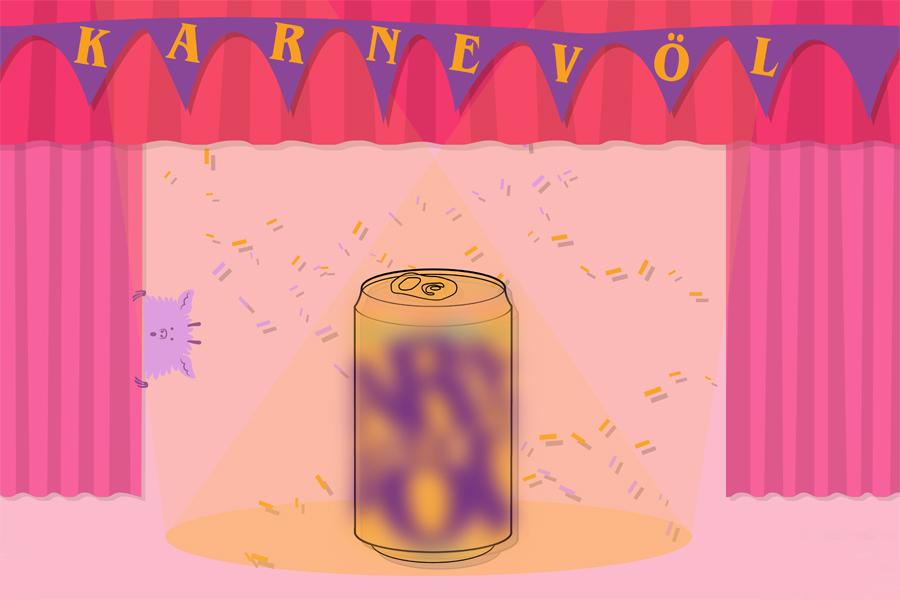 Klart med karnevalsöl