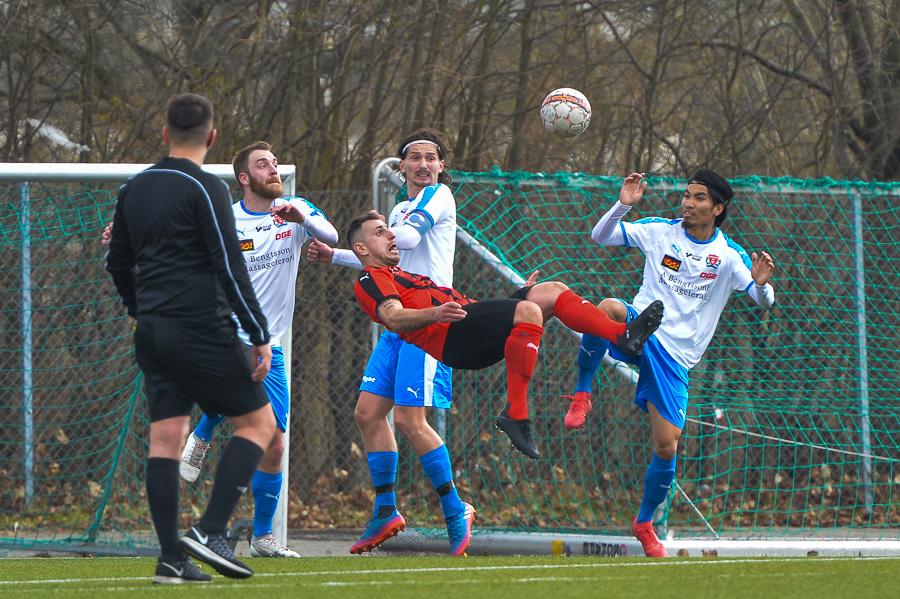 Oavgjort i hemmapremiären för FK Besa