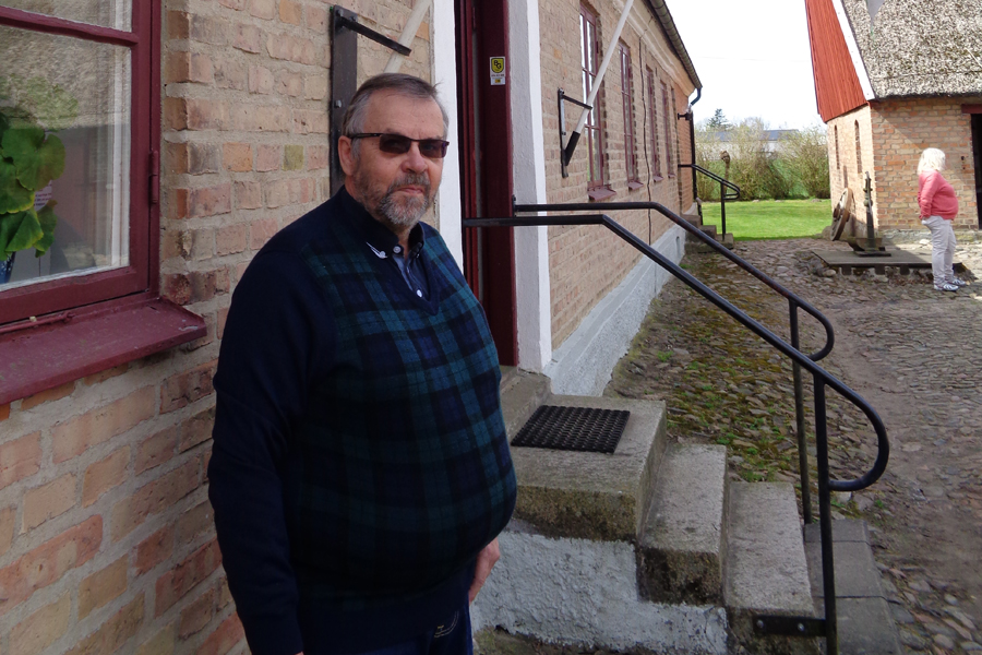 Ny ordförande i Rönnebergs Härads Hembygdsförening