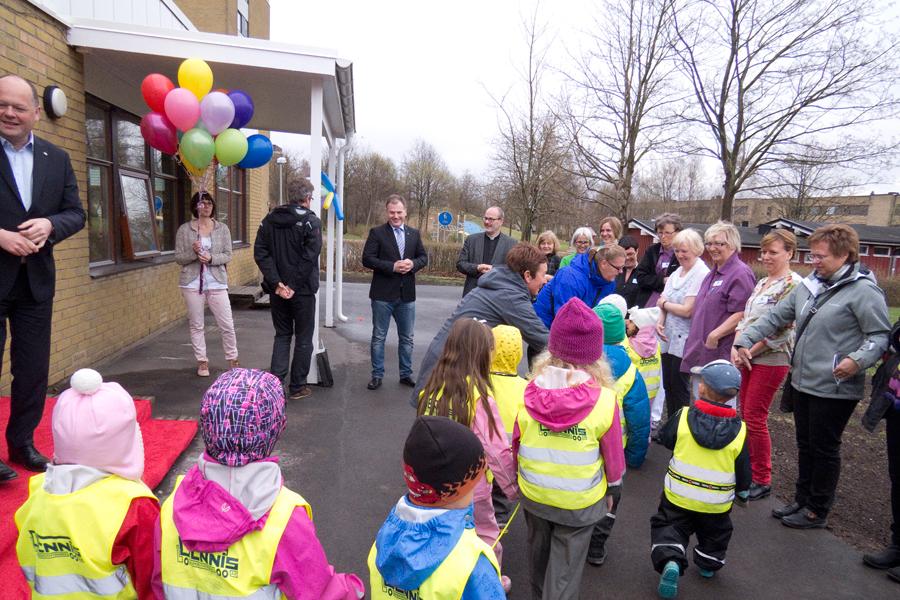 Familjecentralen Tellus firar 5-års jubileum