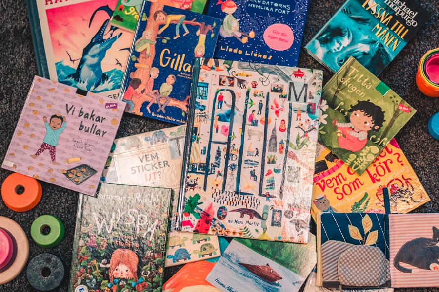 Låt barnböckerna få nya liv