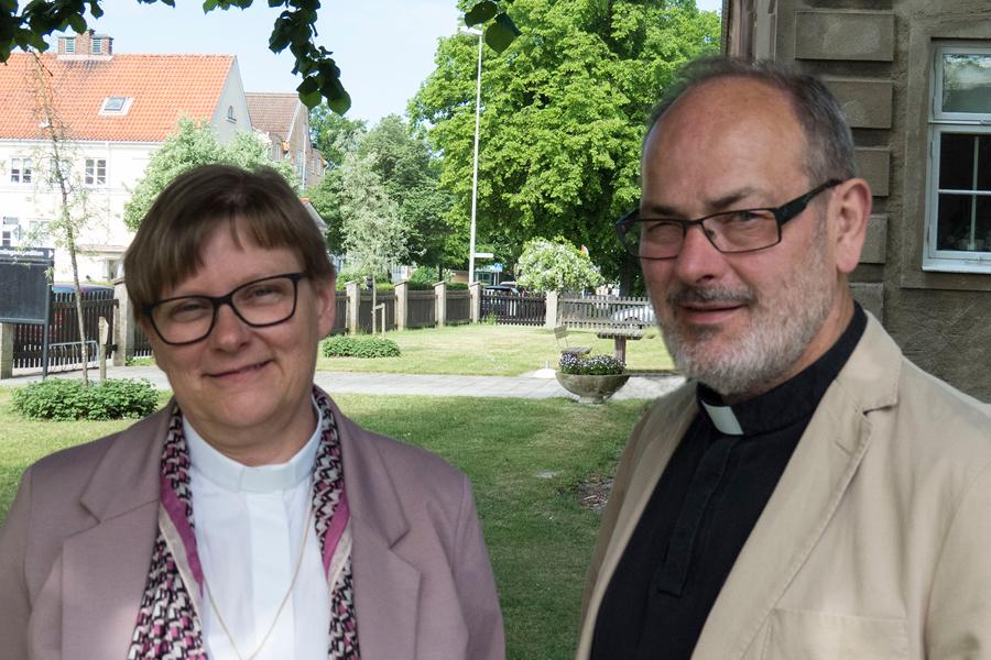 Ny kyrkoherde i Landskrona församling