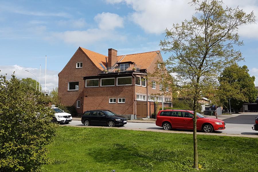 Villa i centrum såld för 10 miljoner kronor