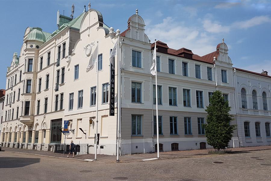 Landskronahem köper stor del av Hotel Öresund