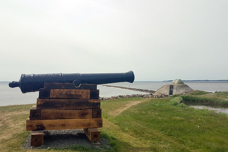 Kanonerna tillbaka på Linjen