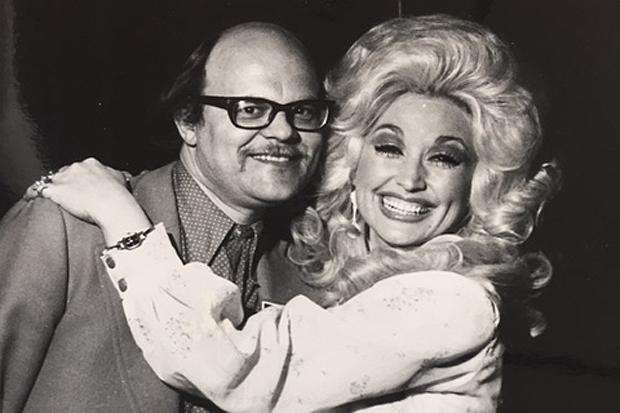 Mitt trevligaste möte med Dolly Parton