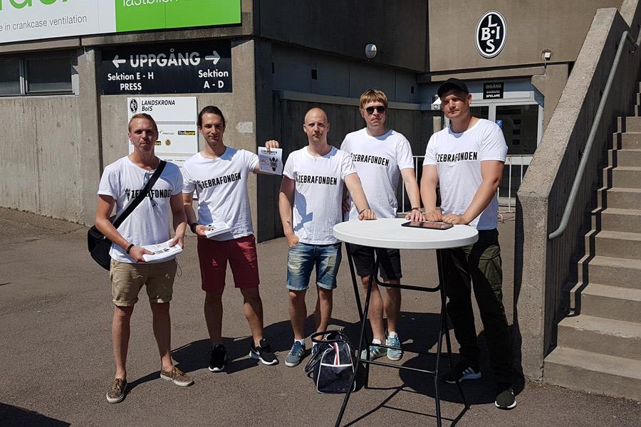 BoIS-fans vill bli största sponsorn