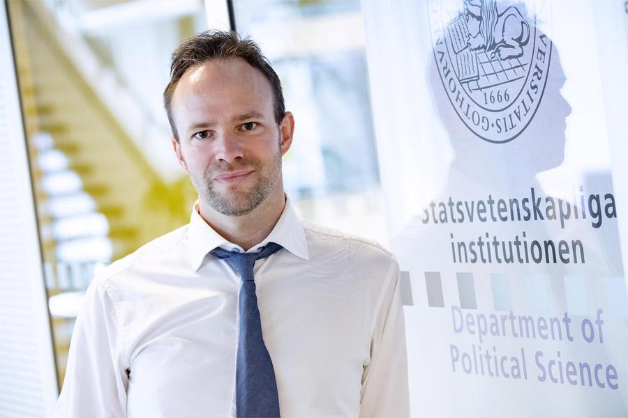 Statsvetare inviger hösten på Borstahusens Museiförening (inställt)