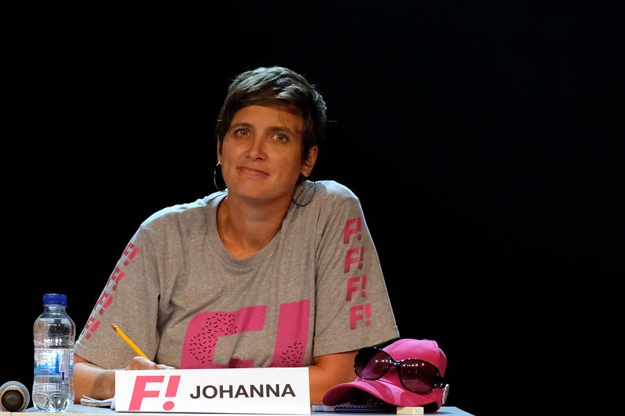 Landskronakvinna partisekreterare