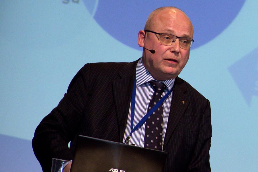 Terrorismforskare gästade Landskrona