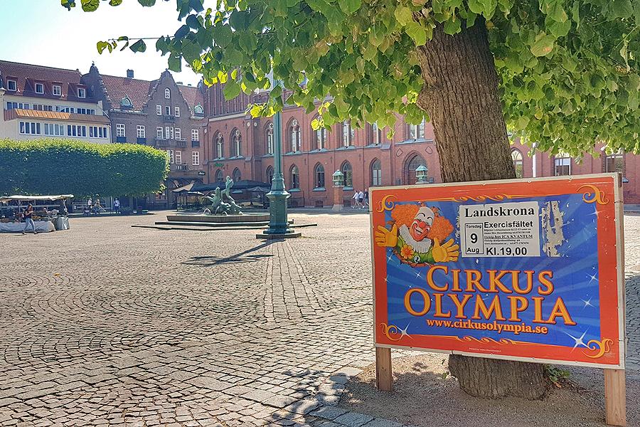 Politiska toppnamn till Landskrona