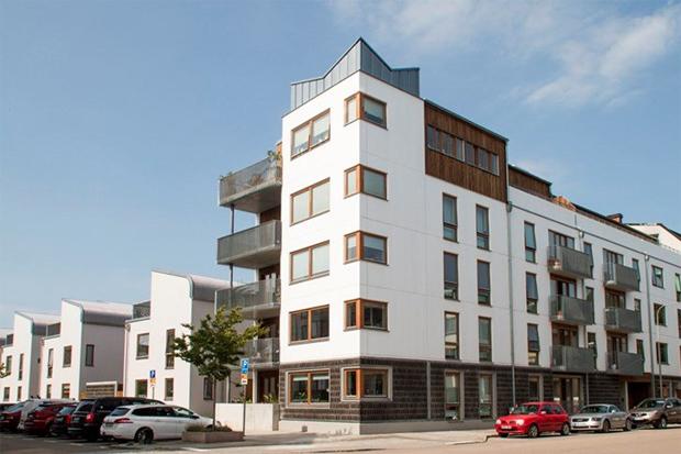 Hamnoasen vann Skånes arkitekturpris