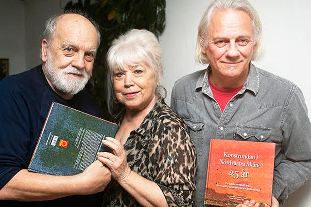 Konstrundan firar 25 med jubileumsbok