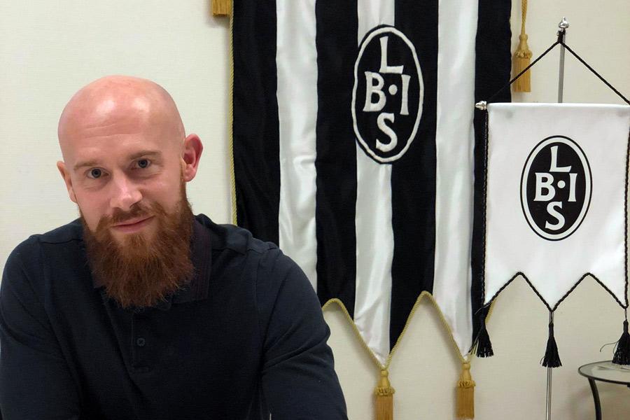 Max Mölder assisterar Billy Magnusson i BoIS