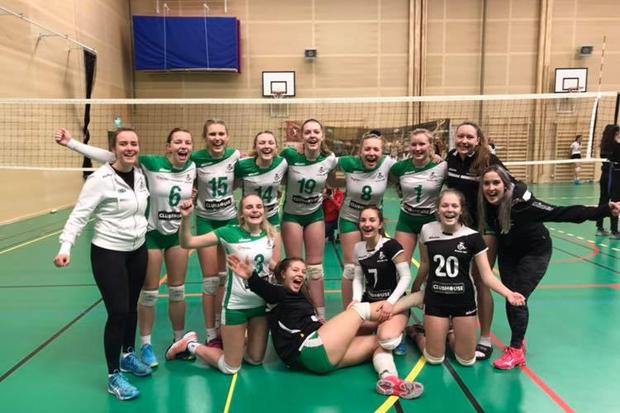 Kronans U20-tjejer till SM