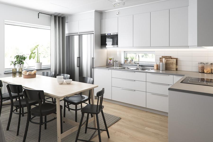 Snart påbörjas försäljningen av 24 radhus i Karlslund