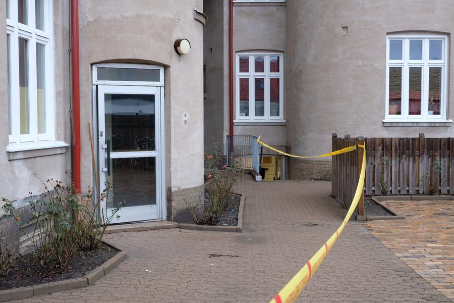 Ny detonation i centrala Landskrona