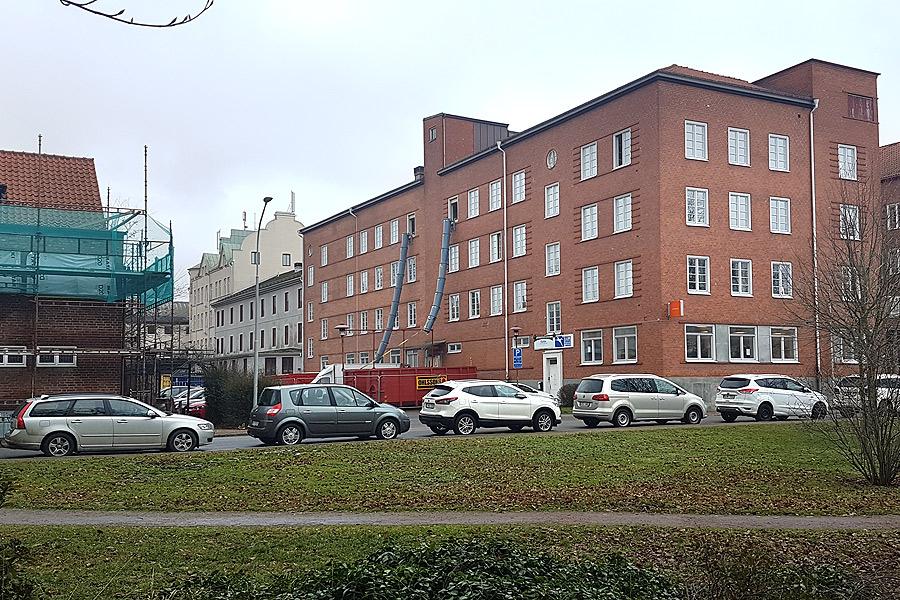 Före detta hotell blir bostadsrätter
