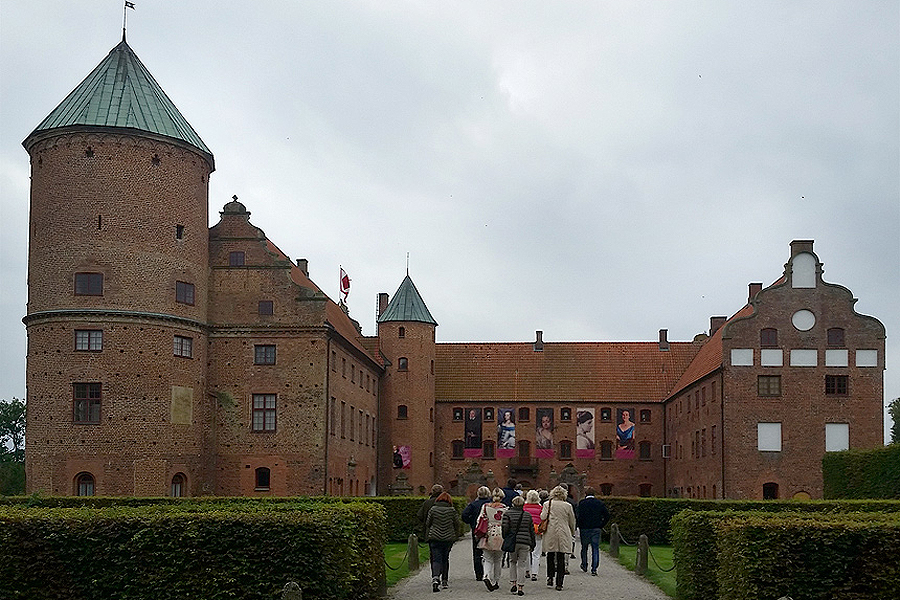 Slottsfrun till Pumphuset