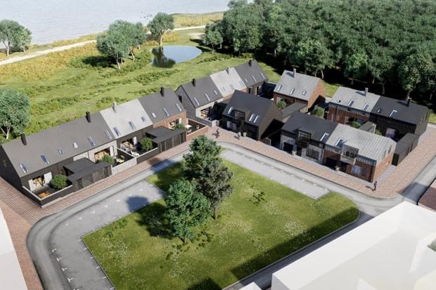 Byggstart för 30 nya strandnära bostäder