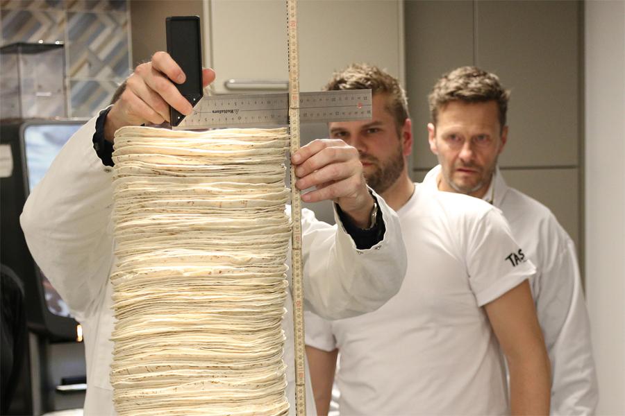 Bröd från Landskrona satte världsrekord