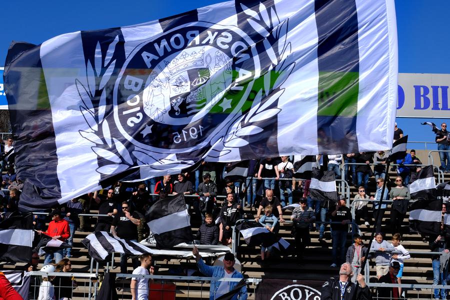 BoIS förpassade Kristianstad till division 2