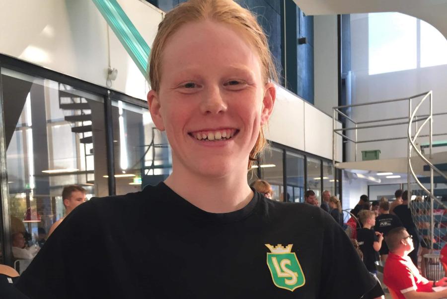 Ny Landskronasimmare i landslaget