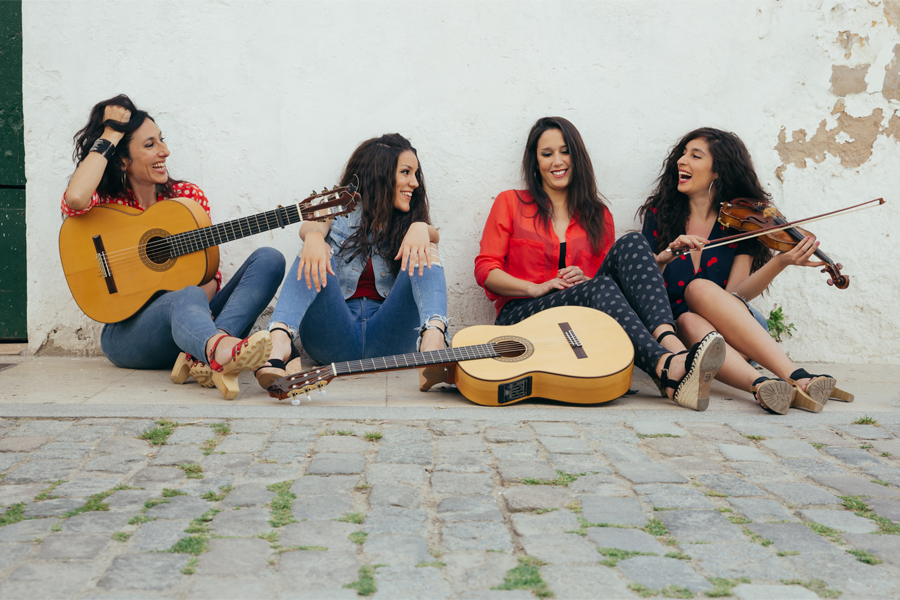 Flamenco i världsklass på Lagunen i sommar