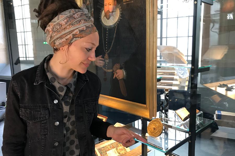 Ny utställning öppnar på Tycho Brahe-museet